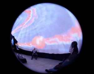 Lumenscape Dome @ Santa Fe Complex