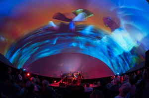 Steve Roach performance October 2013