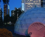 Vortex Immersion Media Dome (exterior)