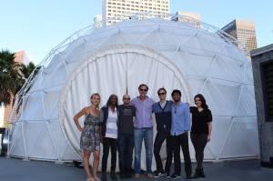 2014 Dome Artists at Vortex LA Dome